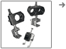 accessories, cable clumps, cell site